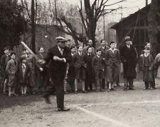 "Babe Ruth - 8"" x 10"" Photo - 1930 - Sandlot Baseball"