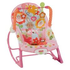 Fisher-Price Infant to Toddler Rocker - Baby Toy Bunny