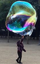WOWmazing GIANT Bubble Concentrate Solution Making GIANT Bubbles 3 pouches