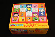 Peanuts Factory Sealed 1000 Piece Jigsaw Puzzle by Hoyle USA