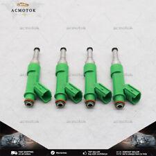 Fuel Injectors Set of 4Pcs For 2010-2017 Toyota Camry 2.5L L4 23250-0V010