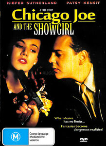 Chicago Joe and The Showgirl 1990 True Story Kiefer Sutherland - DVD New