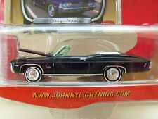 JOHNNY LIGHTNING - CLASSIC GOLD - (1968) '68 CHEVY IMPALA CONVERTIBLE - 1/64