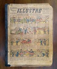 Le Petit Illustré - Album du n°838 à 876 - (1920 / 1921) - Rare