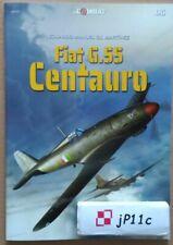 Fiat G.55 CENTAURO in Combat - Kagero NEW !! English!