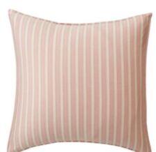 NEW Ralph Lauren Graydon Bold Stripe Euro Pillow Sham Dune /Nantucket Red