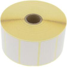 2850 Thermopapier-Etiketten 51mm x 25mm 6 Rollen a