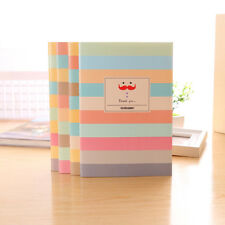 Paper Blank Pages BIG Notebook Note Book Journal Diary Notepad Memo Notebook