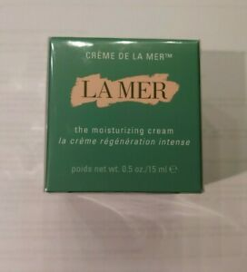 La Mer the moisturizing cream 0.5 oz / 15 ml NEW SEALED + FREE SHIPPING