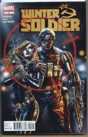 Winter Soldier 2012 series # 2 near mint comic book