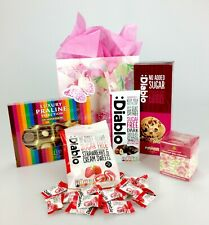 No Added Sugar Hamper Gift Bag Suitable for Diabetic Diets Fathers Thank You
