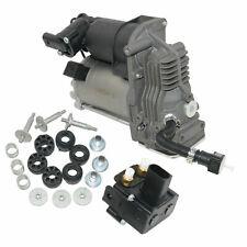 Air Suspension Compressor Pump with 2 Corner For BMW X5 E70 X6 E71 37206859714