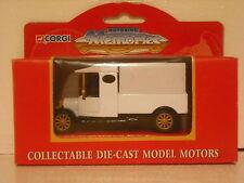Corgi Motoring Memories Ford Delivery truck white