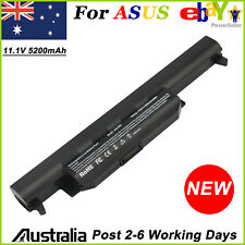 Battery for ASUS K75V K55 X55 X55C A45 X75 K75A K55V A32-K55 A33-K55 Laptop CP