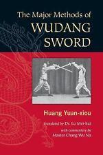 The Major Methods of Wudang Sword, Huang Yuan Xiou, Acceptable Book