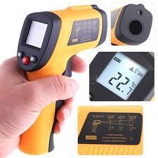 Non-Contact IR Infrared Digital Temperature Temp Thermometer Laser Point Gun