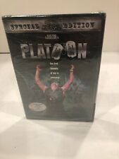 New listing Platoon (Dvd, 2009, Special Edition Single Disc Version) New Sealed