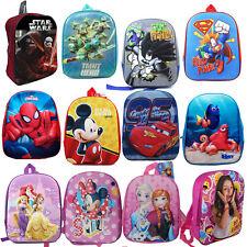 Zaino Zainetto Minnie Disney 3d Scuola infanzia materna Asilo tempo libero