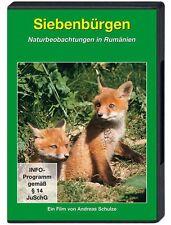 Faszinierende Naturbeobachtungen in Siebenbürgen/Karpaten / Rumänien (DVD-Video)