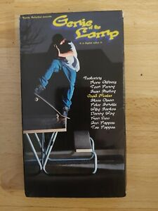 Genie Of The Lamp Skateboard Video Rare VHS 1998