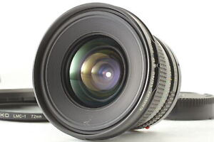 [MINT] Canon New FD NFD 20mm f2.8 MF Wide Angle Lens From JAPAN #084