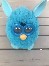 Furby HASBRO 2012 Digital Eyes Electronic Interactive Pet Blue