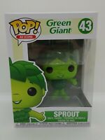 Funko Pop Ad Icons Green Giant 43 Sprout Vinyl Figure