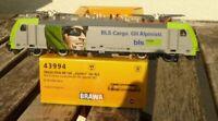Brawa 43994 H0 Elektrolokomotive TRAXX BR 186 Alpinist BLS Epoche 6 mit DSS,NEU
