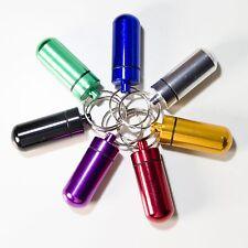 Pillendosen aus Aluminium und Wasserdicht