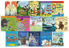 Julia Donaldson Collection 15 Children Picture Flats Books Set Pack Inc Gruffalo