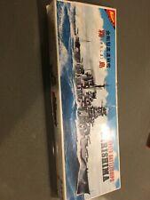 Nichimo 1/500 motorized battleship kirishima model ship kit