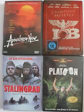 Apocalypse Now + Platoon + Stalingrad + Inglourious Basterds - Sammlung, Paket