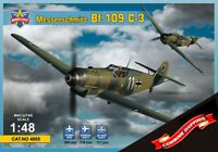 Modelsvit 4805 Messerschmitt Bf.109 C-3 plastic model kit 1/48
