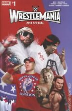 WWE Wrestlemania Special 1A VF 8.0 2018 Stock Image