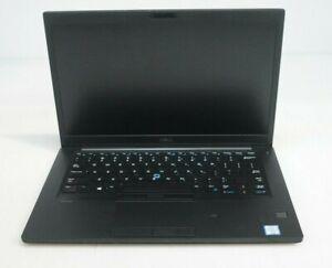 "Dell Latitude 7480 14"" Intel i7-7600U 2.8GHz 4GB DDR4 WIN10COA Fair No HDD"