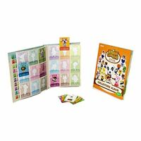 Animal Crossing Series 2 Amiibo Cards Collectors Album Complete Set ALL 100 USA