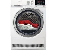 AEG T6DBG822N 6000 Series Prosense 8kg Condenser Tumble Dryer White HA1366