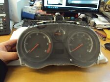 Vauxhall Corsa D 1.3 CDTi , Speedo Clock Set P0013264258    SF
