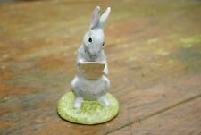 Royal Doulton Disney Rabbit Reads the Plan WP23 Winnie the Pooh