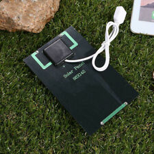 2W  5V Portable Solar USB Charger Power Charging Panel for Samsung IPhone Tablet