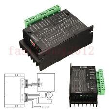Tb6600 Single Axis 4a Stepper Motor Driver Controller 940v Micro Step Cnc Black