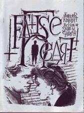 "Forever Knight Fanzine ""False Heart"" GEN"