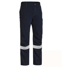 BRAND NEW Bisley BPC8092T 3M TAPED Tencate FR Taped Vented CARGO WORK PANT