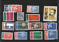 EUROPA CEPT - STAMPS LOT, MNH