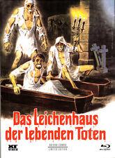 The Living Dead , Mediabook , Uncut , New , Leichenhaus der lebenden Toten