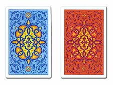 ORO 100% Plastic Playing Cards 2 Pack - ROYAL MOROCCAN - FREE SHIPPING
