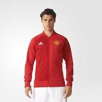 ADIDAS MUFC ANTHEM JACKET HOME ORIGINAL MANCHESTER UNITED SUDADERA AP1793