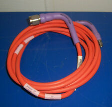 11066 Megaphase 1gvt4 Rf Cable 10 One Large End Amp One Small