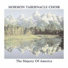 The Majesty of America by Mormon Tabernacle Choir (CD, Aug-2002, 2 Discs,...