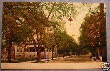 NORTH FRONT STREET MILTON, PA  POSTCARD  1090
